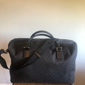 Gucci XL Duffle bag